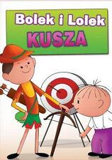 Bolek i Lolek - Kusza (DVD) bajki dla dzieci POLISH POLSKI