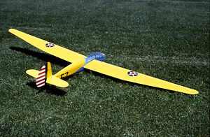 Giant-1-4-Scale-Schweizer-TG-2-Sailplane-Plans-Templates-and-Instructions-156ws