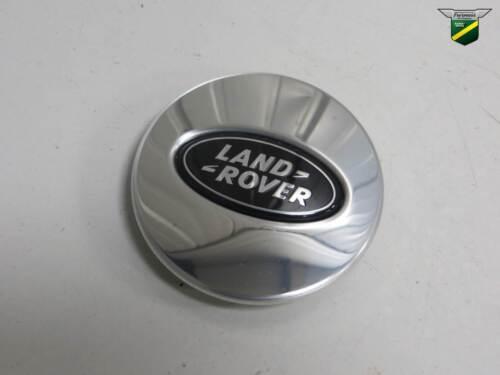 Range Rover L322 /& Sport Neuf Origine Wheel Cap Centre Argent Poli /& Noir