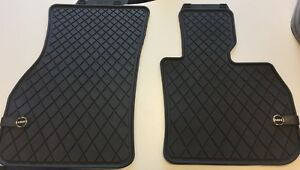 Genuine Mini All Weather Floor Mats F60 Countryman Rhd Pn
