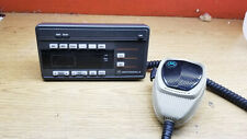 Motorola Maratrac Hcn1089a Control Head W Hmn1061a Mic