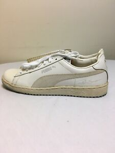Details about RARE VINTAGE OLD STOCK Puma Ralph Sampson Mens 8.5 Basketball Shoes 1980's