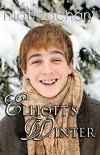 NEW Elliott's Winter by Matt Zachary Paperback Book (English) Free Shipping