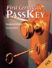 First Certificate Pass Key. Students Book von Nick Kenny (2011, Kunststoffeinband)