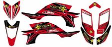 Yamaha YFZ450R 03-08 graphic kit decals stickers 450r 2003 to 2008 atvgraphics