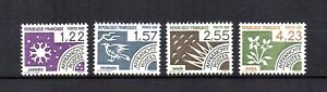France Préoblitéré N° 186/189 ( Neufs **)