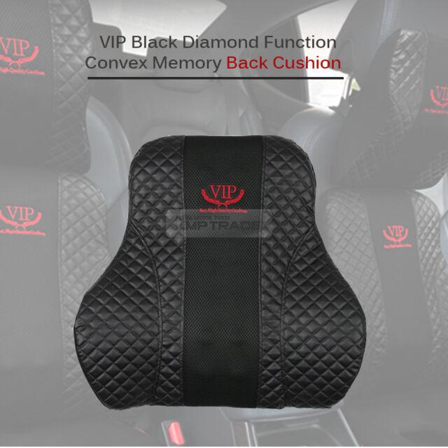 Memory Foam function Convex Cushion Waist Lumbar Back Rest 1Pcs For All Vehicle
