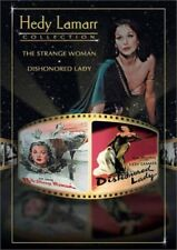 The Hedy Lamarr Collection - The Strange Woman/ Dishonored Lady (DVD, 2003)