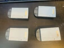 4 Original Psion Teklogix 74v 1900mah Lithium Ion Rechargeable Battery Used