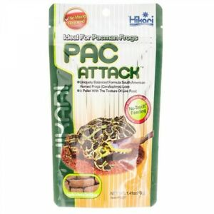 Hikari-PAC-ATTACK-40g-Ideal-For-Pacman-Frogs