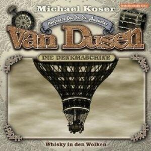 PROFESSOR-DR-DR-DR-AUGUSTUS-VAN-DUSEN-07-WHISKY-IN-DEN-WOLKEN-CD-NEW