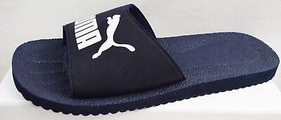 dd14 Puma Pure Cat Slide Men's Sandals Brand New Size Uk 9 -s