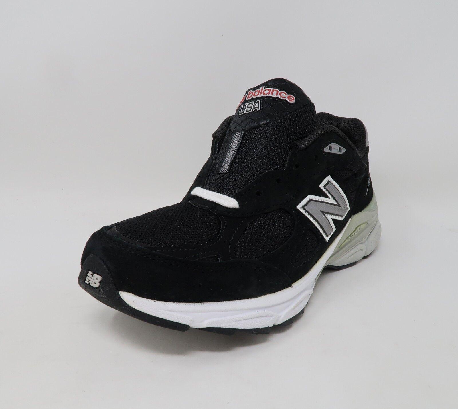 New Balance Balance Balance Women shoes Black 990 NB Premium Sneakers  2580 98d3d7