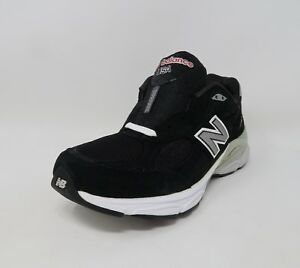 new lifestyle sale online picked up Details about New Balance Women Shoes Black 990 NB Premium Sneakers #2603