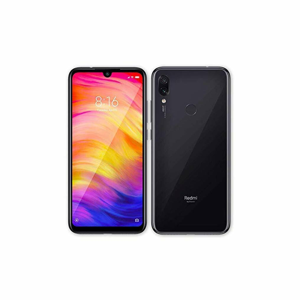 xiaomi: Xiaomi Redmi Note 7 – 64GB – Black DS Global Version Unlocked Smartphone