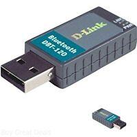 D-link Dbt-120 Wireless Usb Bluetooth Adapter