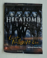 Hecatomb CCG Last Hallow's Eve Booster Pack New