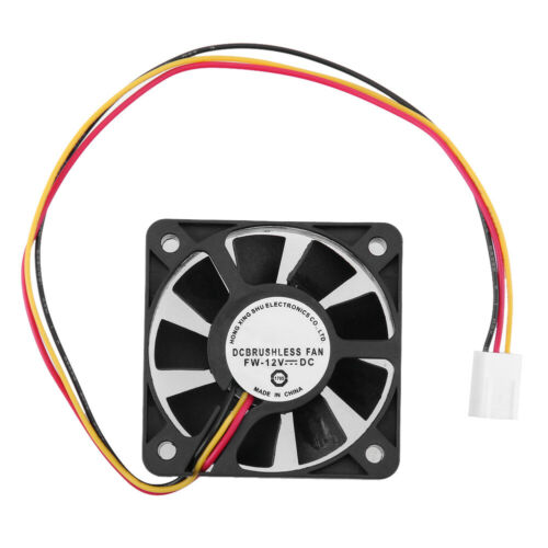 2//3//4Pin 30//40//50//60//70//80//120mm DC 12V Cooling Cooler Fan for PC Computer Lot
