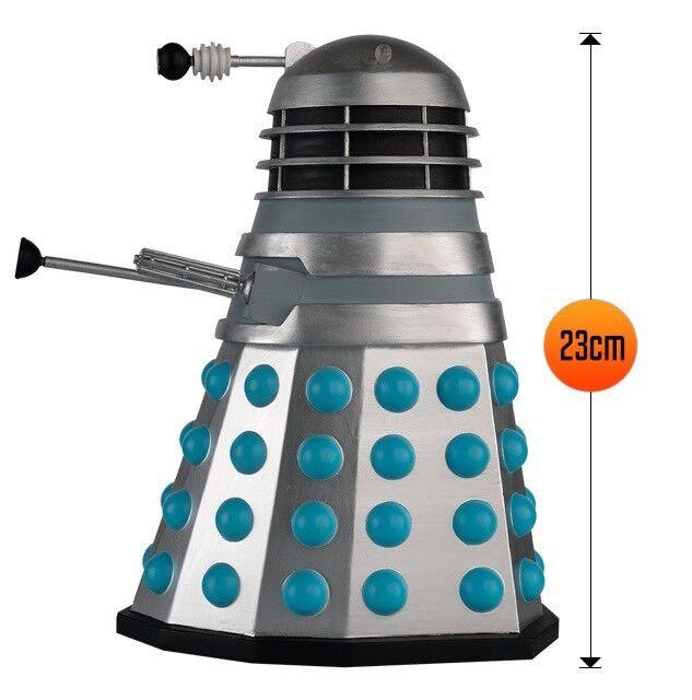 Bbc Doctor Who Collezione - Mega Dead Pianeta Dalek Statua - da Eaglemoss
