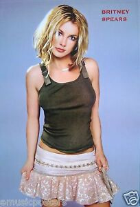 Sexy poster of britney spears