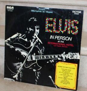 double-LP-33-tours-gatefold-Elvis-Presley-from-memphis-to-vegas