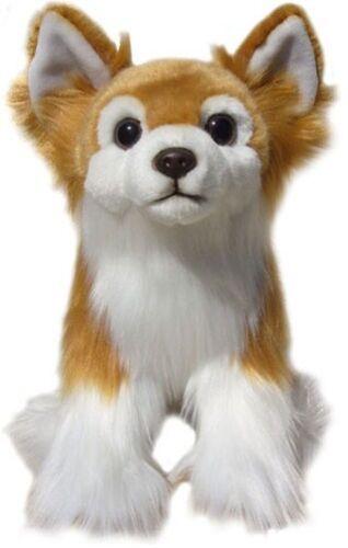 "Faithful Friends Chihuahua Long Coat 12/"" Soft Toy Dog"