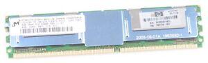 HP-ram-module-pc2-5300f-4-Go-398708-061-466436-061-ddr2-FB-DIMM-ECC-2rx4
