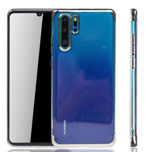 Huawei-P30-pro-Case-Phone-Cover-Protective-Case-Bumper-Silver