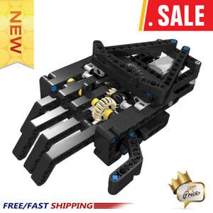 Technic-MOC-Impatient-Hand-Drumming-Fingers-MOC-1807-Building-Blocks-Bricks