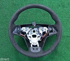Brand NEW Genuine GM OEM Factory Cadillac ATS CTS Black SUEDE STEERING WHEEL