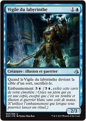 Luxa River Shrine//Reliquaire du fleuve Luxa MTG Magic AKH - x4 French//VF