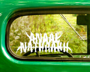 2-ANAAL-NATHRAK-BAND-DECAL-Bogo-Stickers-For-Car-Truck-Window-Bumper-Laptop-Jeep
