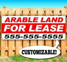 Arable Land For Lease Advertising Vinyl Banner Flag Sign Custom Ph