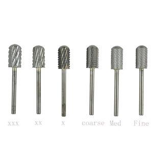 Medicool-Carbide-Drill-Bit-3-32-034-Silver-Large-Barrel-Two-Way-Cut-CC12