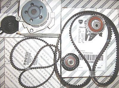 Alfa Romeo GTV 2.0 JTS genuine cam belt timing balance belt kit water pump