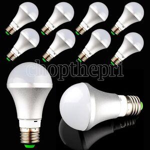 10pcs-Aluminum-Alloy-Body-15W-E27-LED-Light-Bulb-Super-Bright-SMD-Downlight