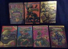 Teenage Mutant Ninja Turtles TMNT Original Complete Volumes TV Series Show Lot R