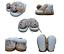 SCARPE-BAMBINO-BAMBINA-PANTOFOLE-LACCIO-BABUCCE-NEONATO-ANTISCIVOLO-B375