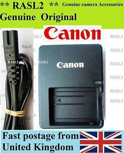 Genuine-Canon-Charger-LC-E5E-For-LP-E5-EOS-1000D-500D-450D-Rebel-XS-XSi-T1i