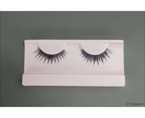 Dollmore OOAK BJD Supplies NEW Doll eyelashes 28-626 Blue