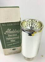 Vtg Aladdin Thermos Bottle Replacement Filler No. 020a 10 Oz 20a Wide Mouth