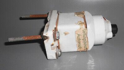 Alter Gaslampen Torso Ersatzteil von Gas auf Elektrik Lampenersatzteil ! Ein