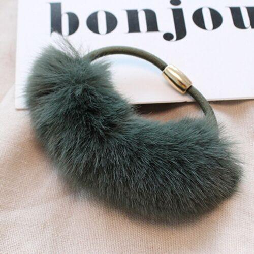 Hair Scrunchies Ponytail Holder Hair Ties Rope Elastic Hair Band Hair Accessory