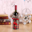 Fancy-Santa-Claus-Outfit-Christmas-Wine-Bottle-Bag-Cover-Xmas-Table-Decor-Gift miniatura 13