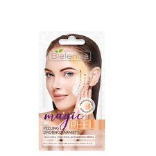 Bielenda Magic Peel Fine Grained Face Scrub with Vitamin A Gray Tired Skin 8g