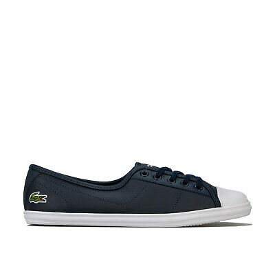 Womens Lacoste Ziane Bl Leather