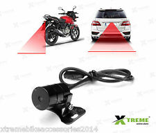 RED LED Laser Fog Light/Reverse/Brake For TVS Scooty Pep Plus