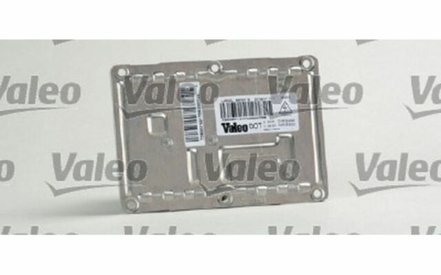 VALEO Gas discharge lamp ballast Left or Right For AUDI A4 088794