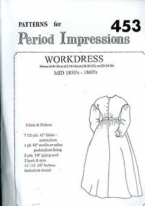patterns-33-DIFF-CIVIL-WAR-bodice-skirt-DRESS-cloak-REENACTOR-VICTORIAN