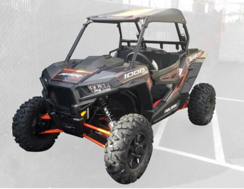 PRP Vinyl Soft Top for /'14 BLOWOUT! Polaris RZR XP 1000 2-Seater BLACK w//RED